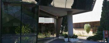 Bodegas Gandia en Chiva (Valencia-Spain) Holux X3