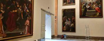 Museo de Bellas Artes de Sevilla (Spain) Holux X4