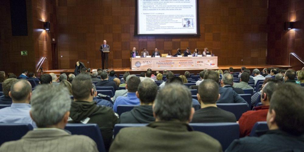Gran éxito en la respuesta y registros hacia la Primera Convención Nacional de Instaladores de Puertas Automáticas